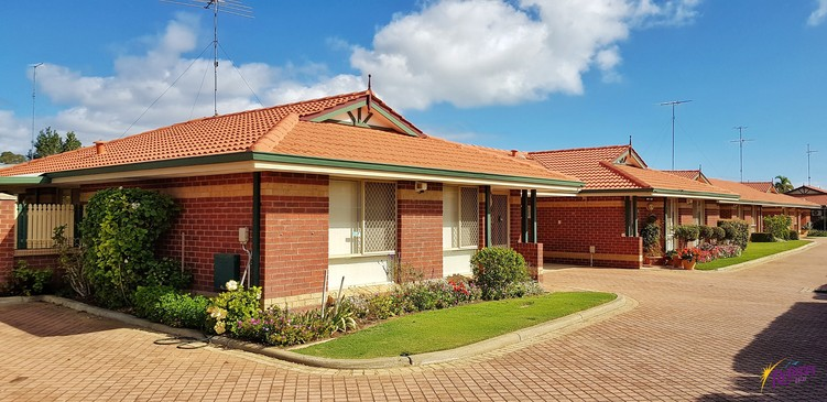 Mandurah – Retire in the world of security and peace. A great unit with great neighbors